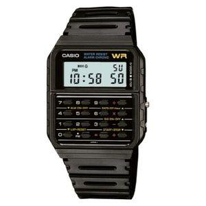 Casio calculator and calendar watch